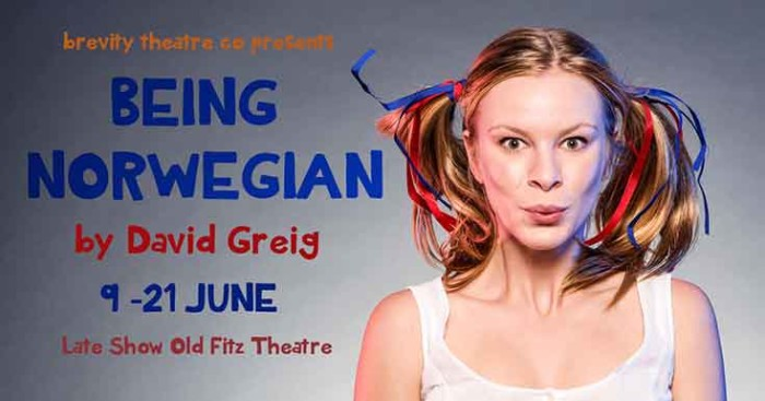 Being Norwegian: A play at the Old Fitz Theatre, Woolloomooloo