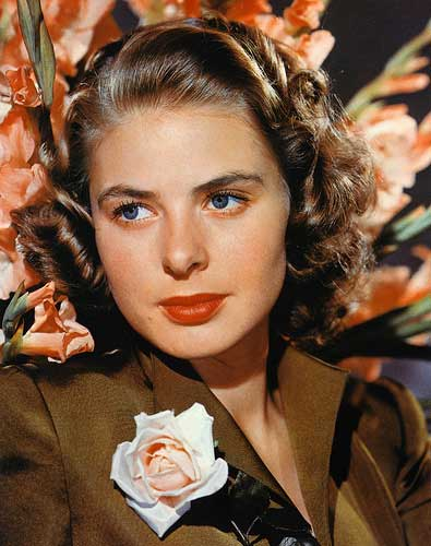"The documentary ""Ingrid Bergman: In Her Own Words"" will screen at the Scandinavian Film Festival.   Photo courtesy of photo credit: Ingrid Bergman via photopin (license)"