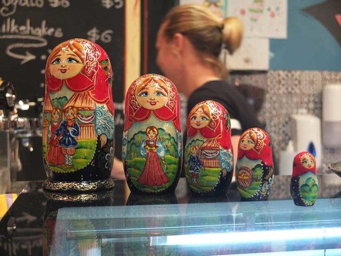 Russia's not that far from us thanks to Izba Russian Treats