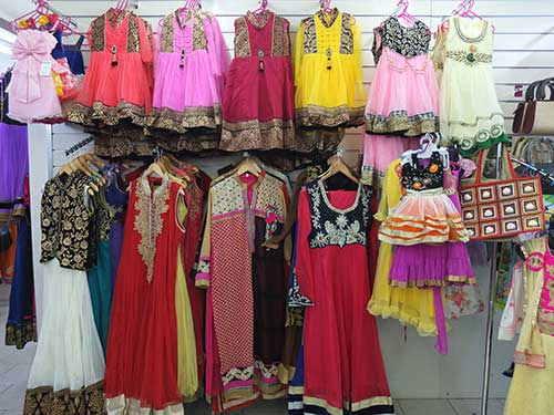 "Brightly coloured clothing of the variety worn for realsies in Lakemba but for ""Earth Mother"" purposes in Tree of Life"