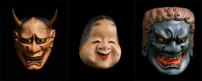 The beauty and craftsmanship behind Japanese Noh masks