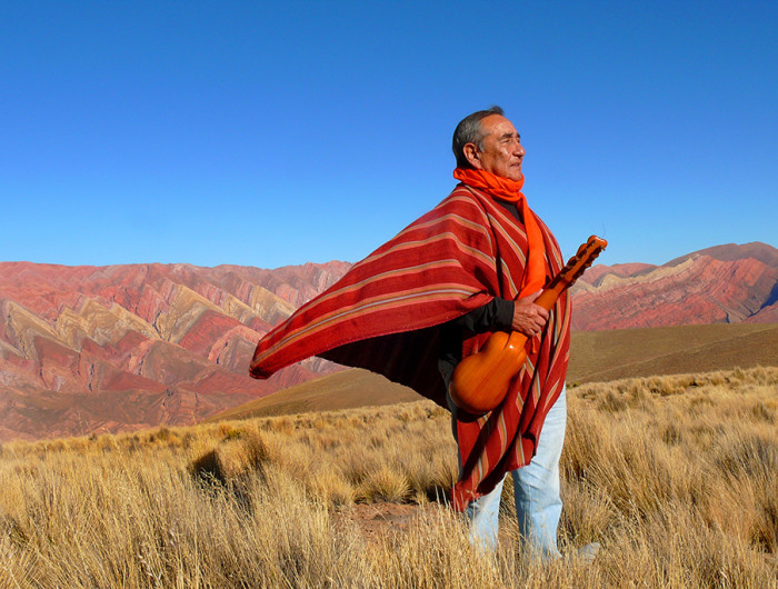 Charango Master Jaime Torres Tours Australia